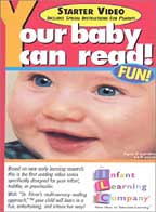 your baby can read VHS