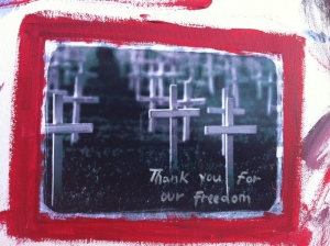 Thank you for our freedom