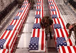 tribute to fallen soldiers