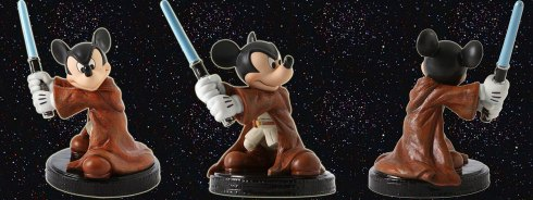 Star Wars Mickey Mouse