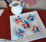 stars and stripes jello