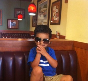 little Mr.Cool