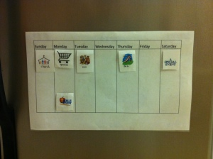 calendar of events for kids