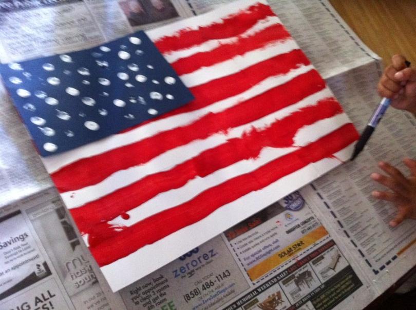 flag day activity