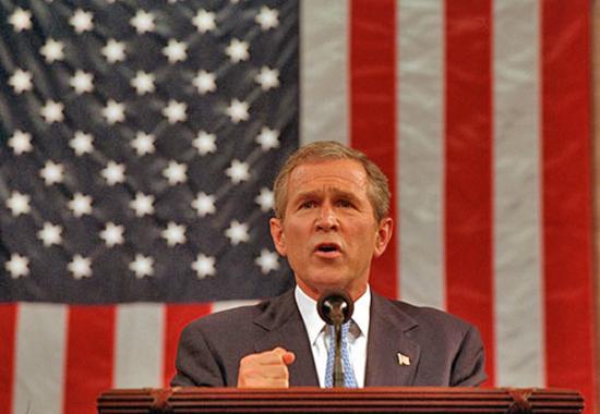 September 11th speech