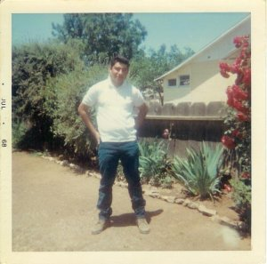 Mexican young man